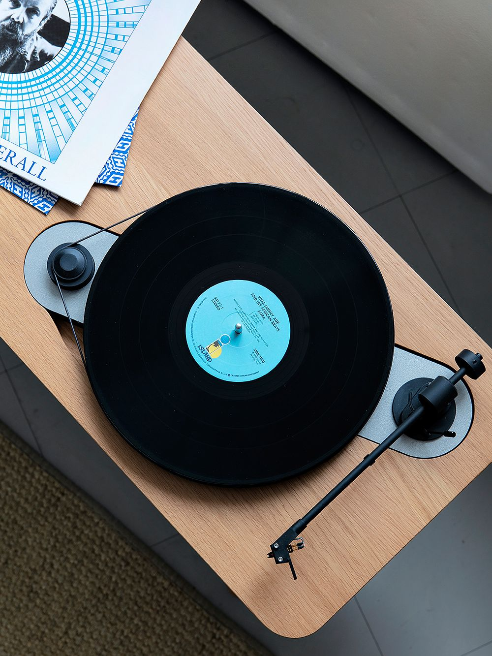 Harri Koskinen Turntable