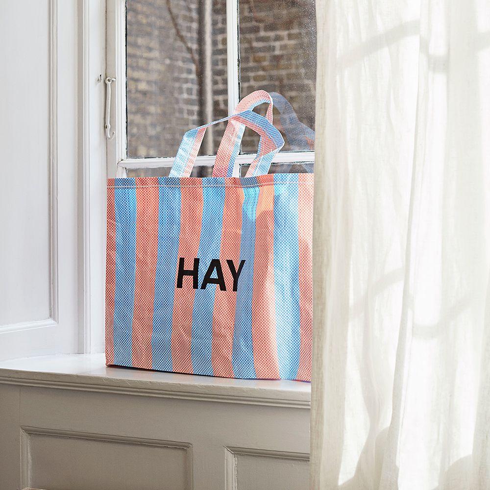 Hay Candy Stripe -ostoskassi