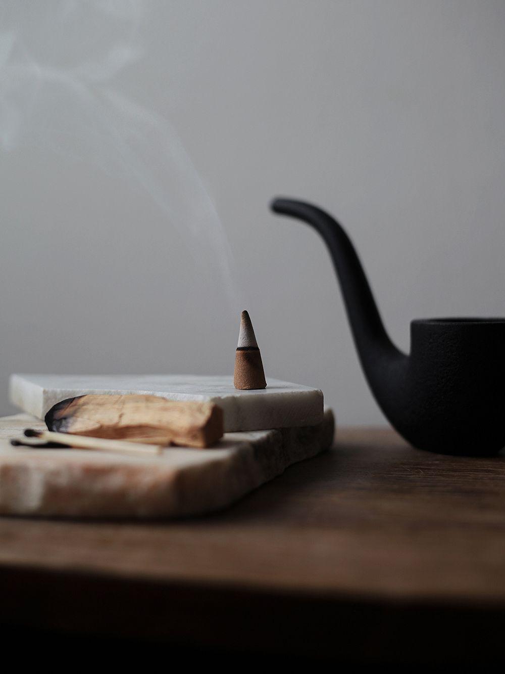 Samuji Pipe-kynttilänjalka