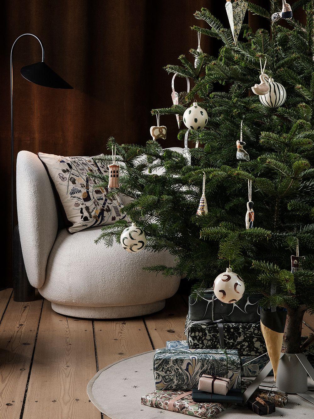 Ferm Livingin joulukoristeet