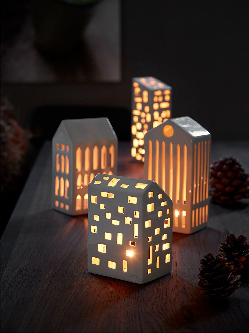 Kählerin Urbania-kynttilälyhty