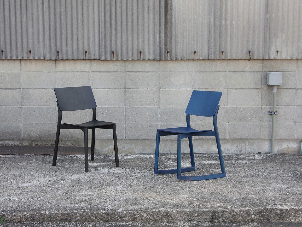 Karimoku New Standardin Panorama-tuolit