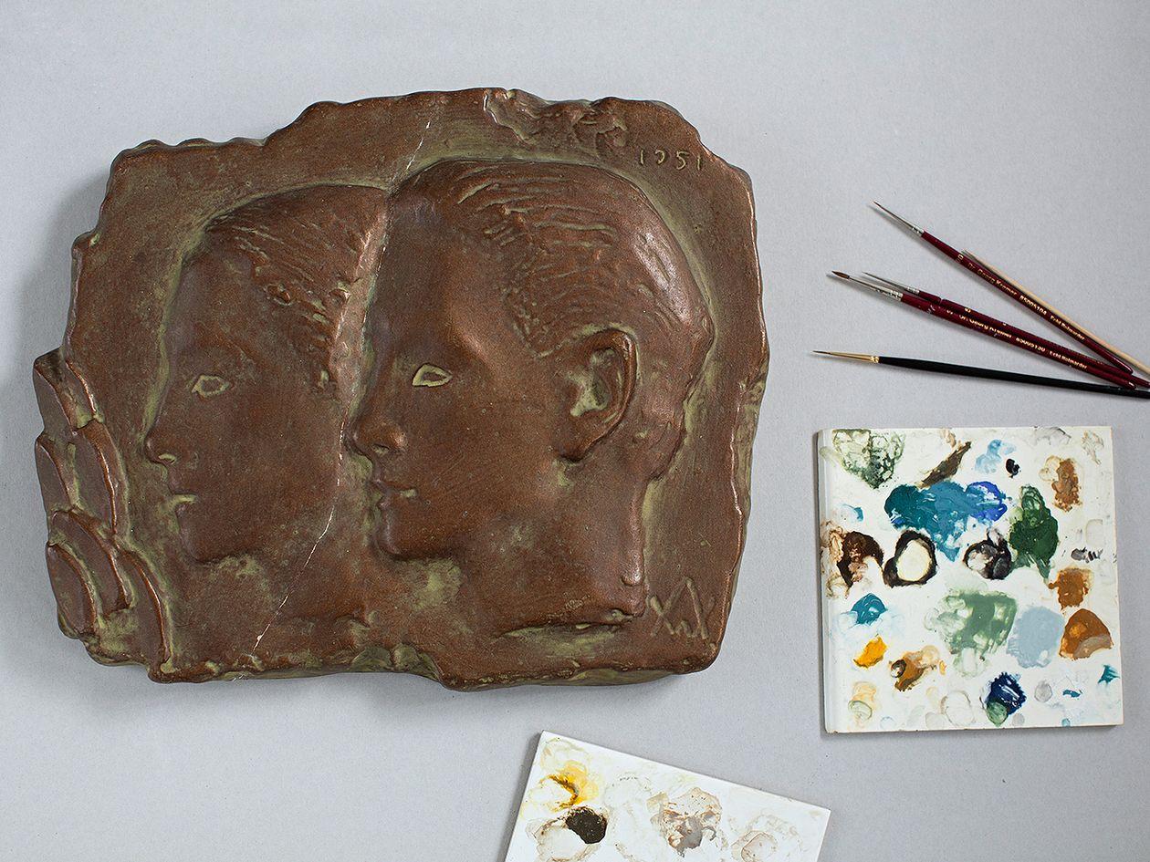 Wäino Aaltosen reliefi