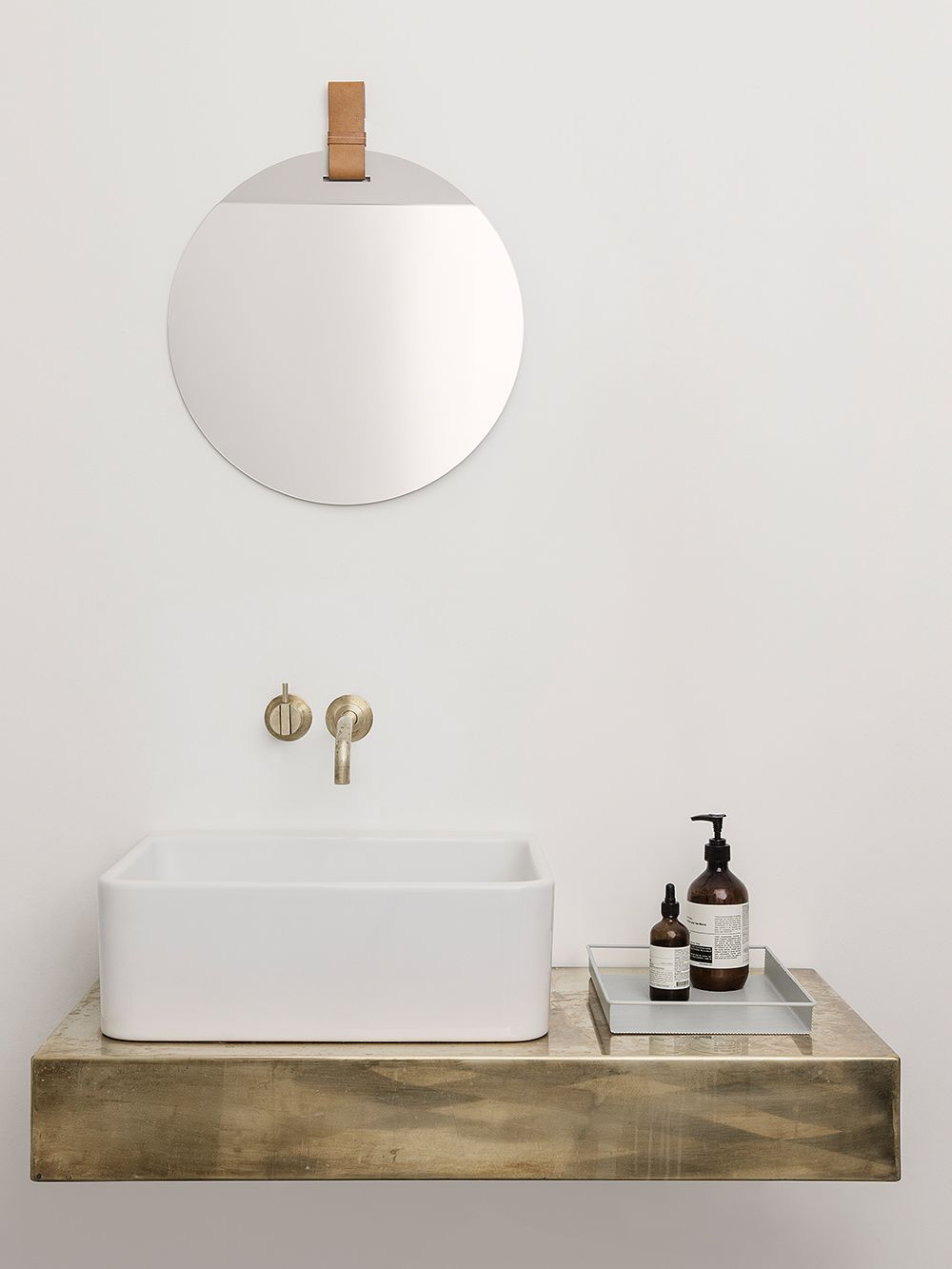 Ferm Living Enter-peili