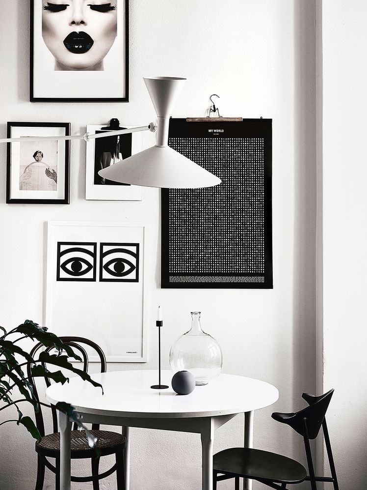 Le Corbusier Lampe de Marseille