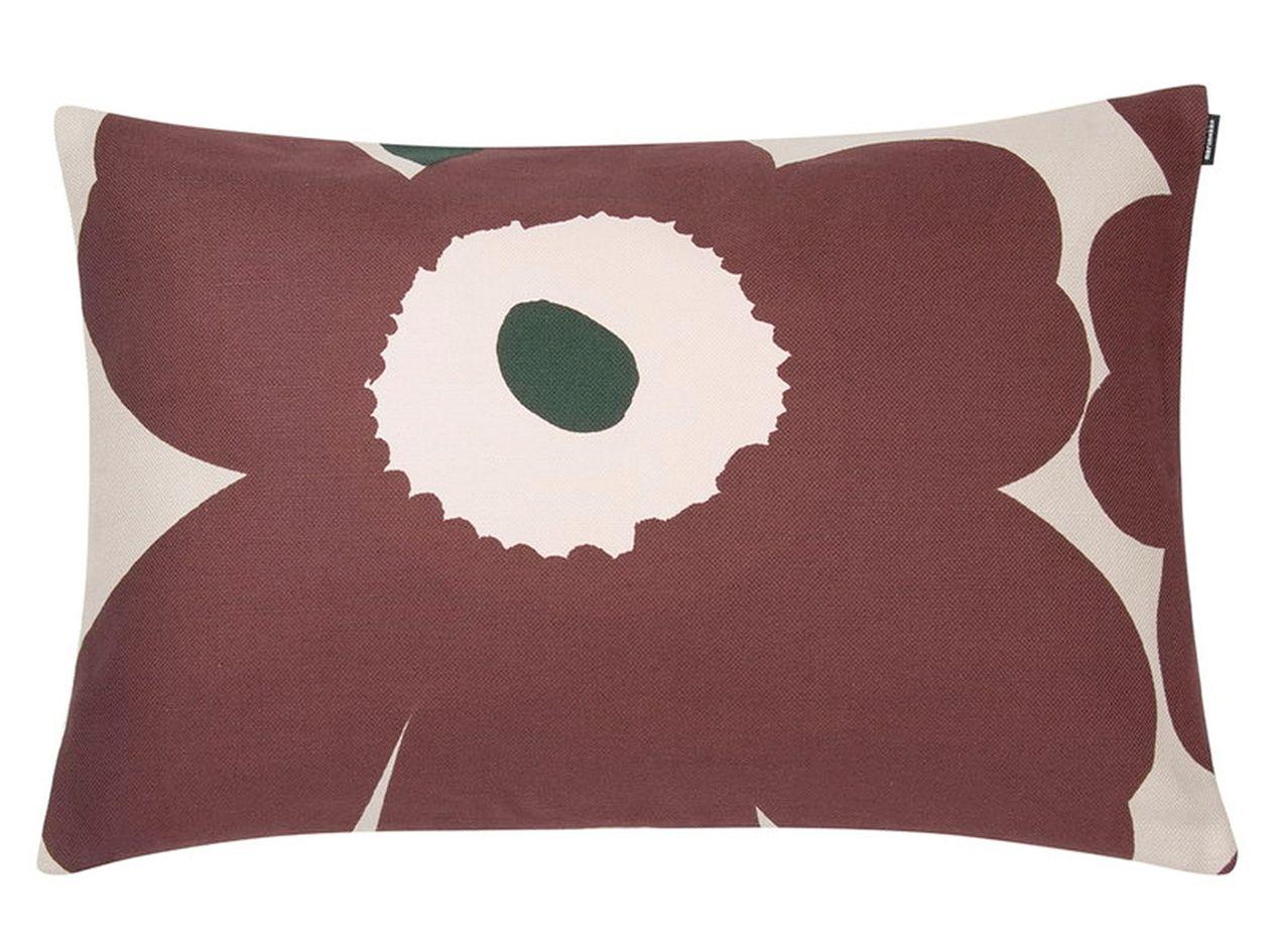 Marimekon Unikko-tyynynpäällinen