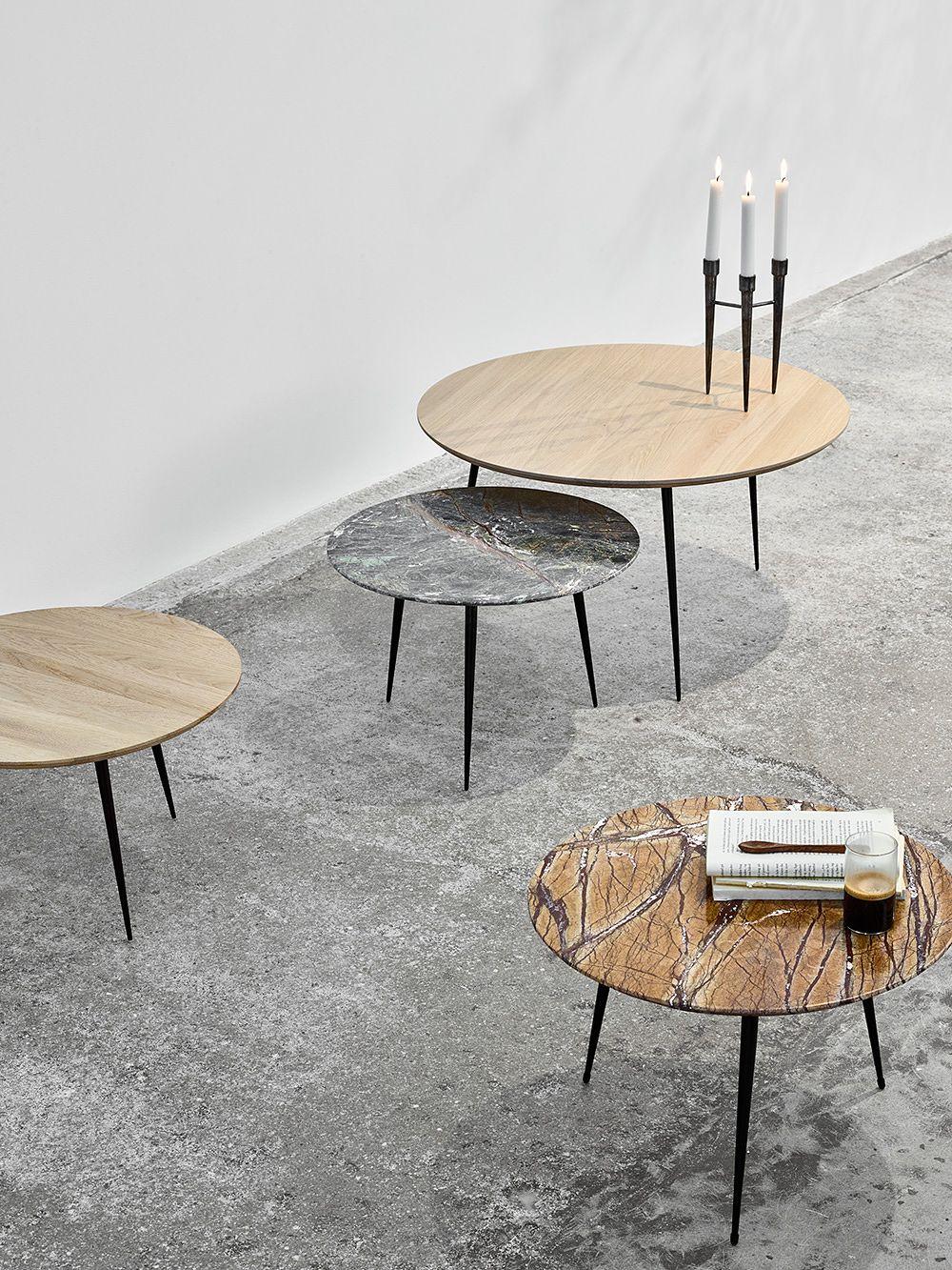 Mater Disc-sohvapöytä
