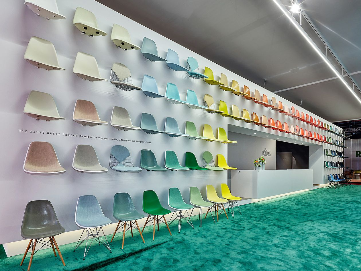 Vitra Eames-tuoli