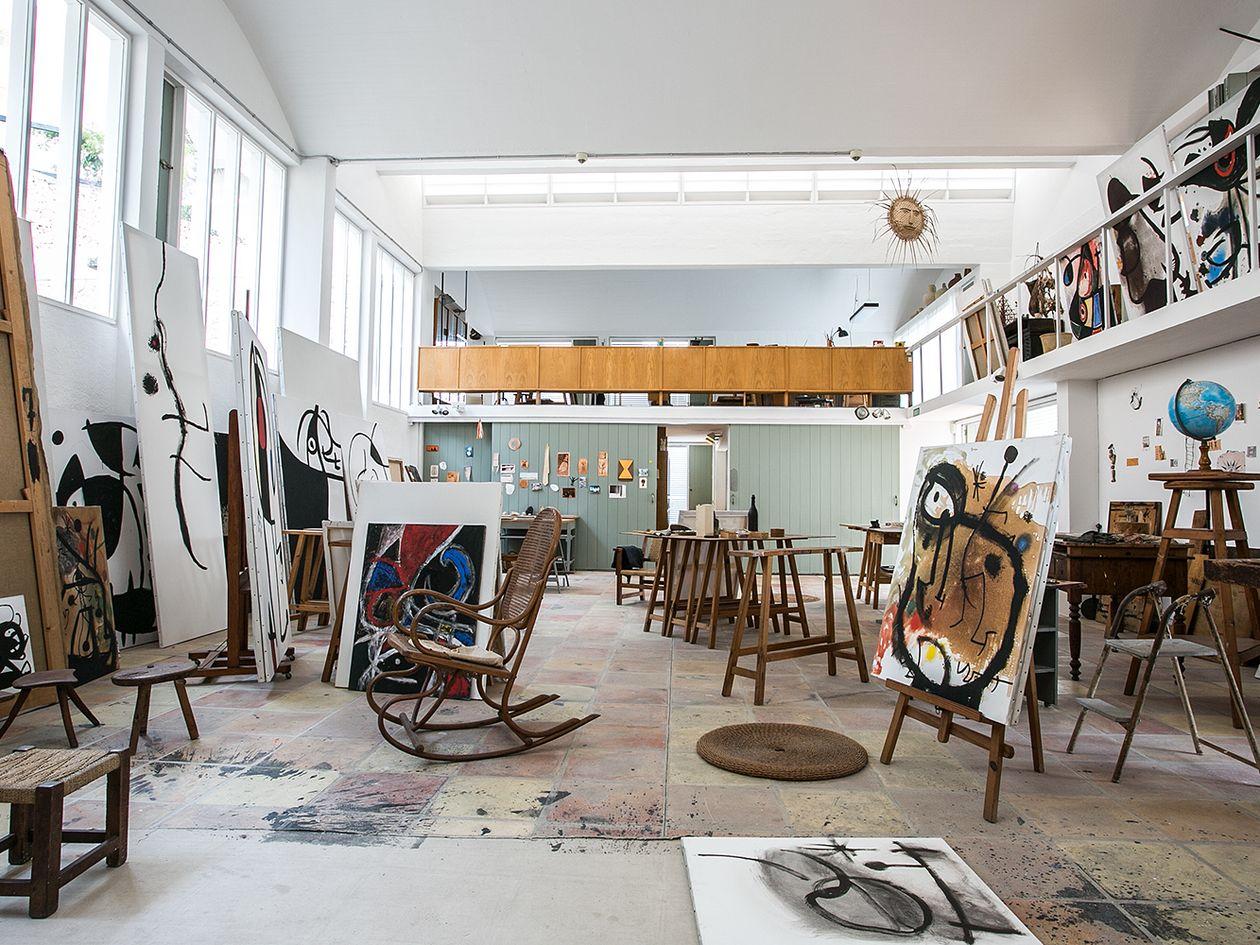 Joan Miró ateljee, Fundació Miró Mallorca