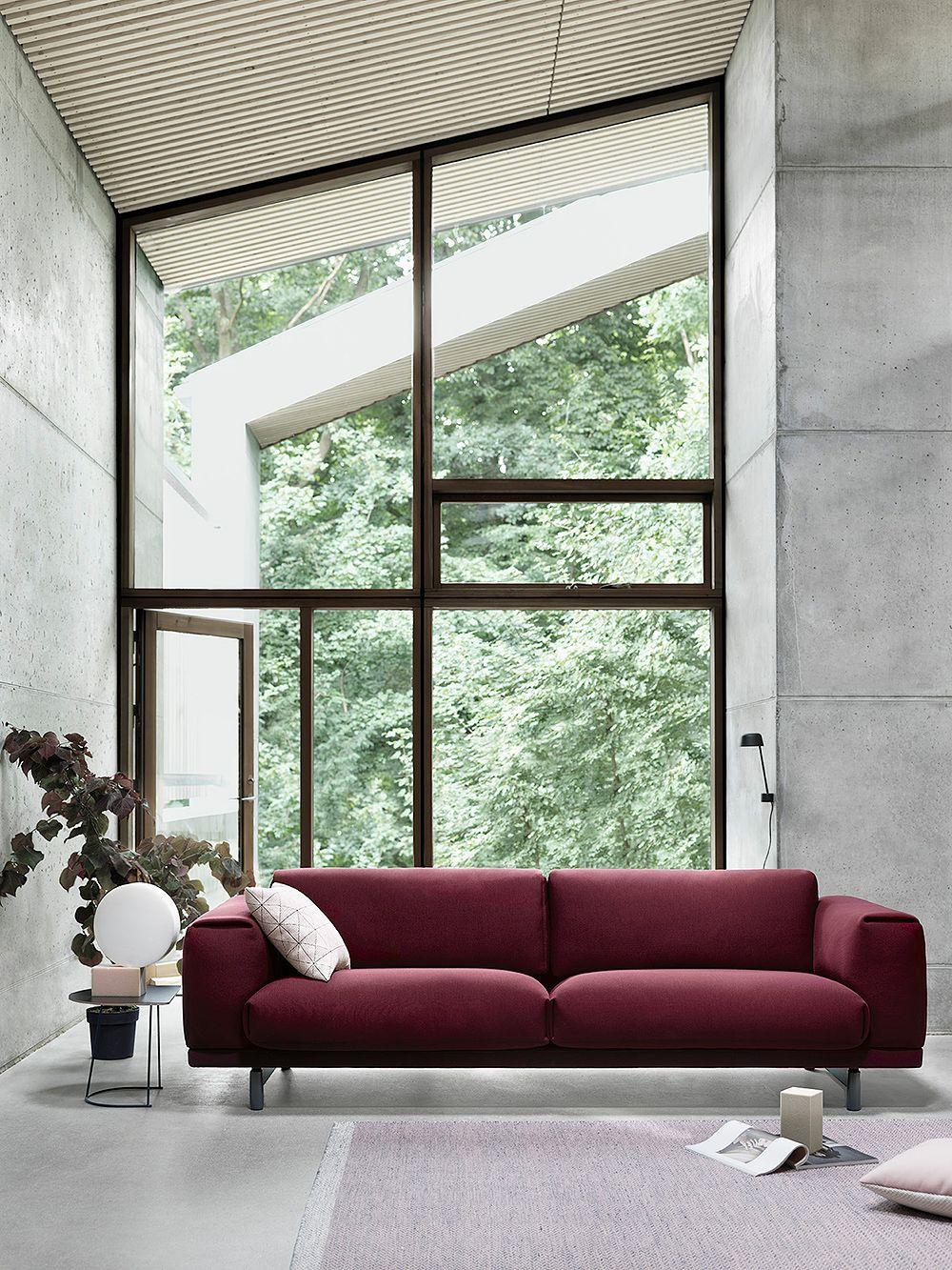 Muuto Rest-sohva