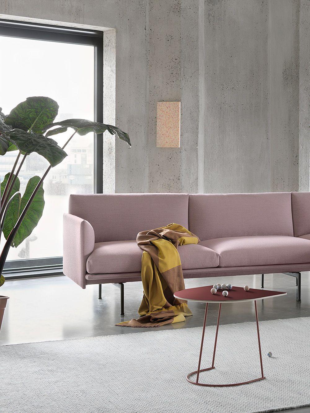 Muuto Airy-sohvapöytä