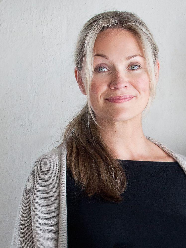 Nikarin toimitusjohtaja Johanna Vuorio