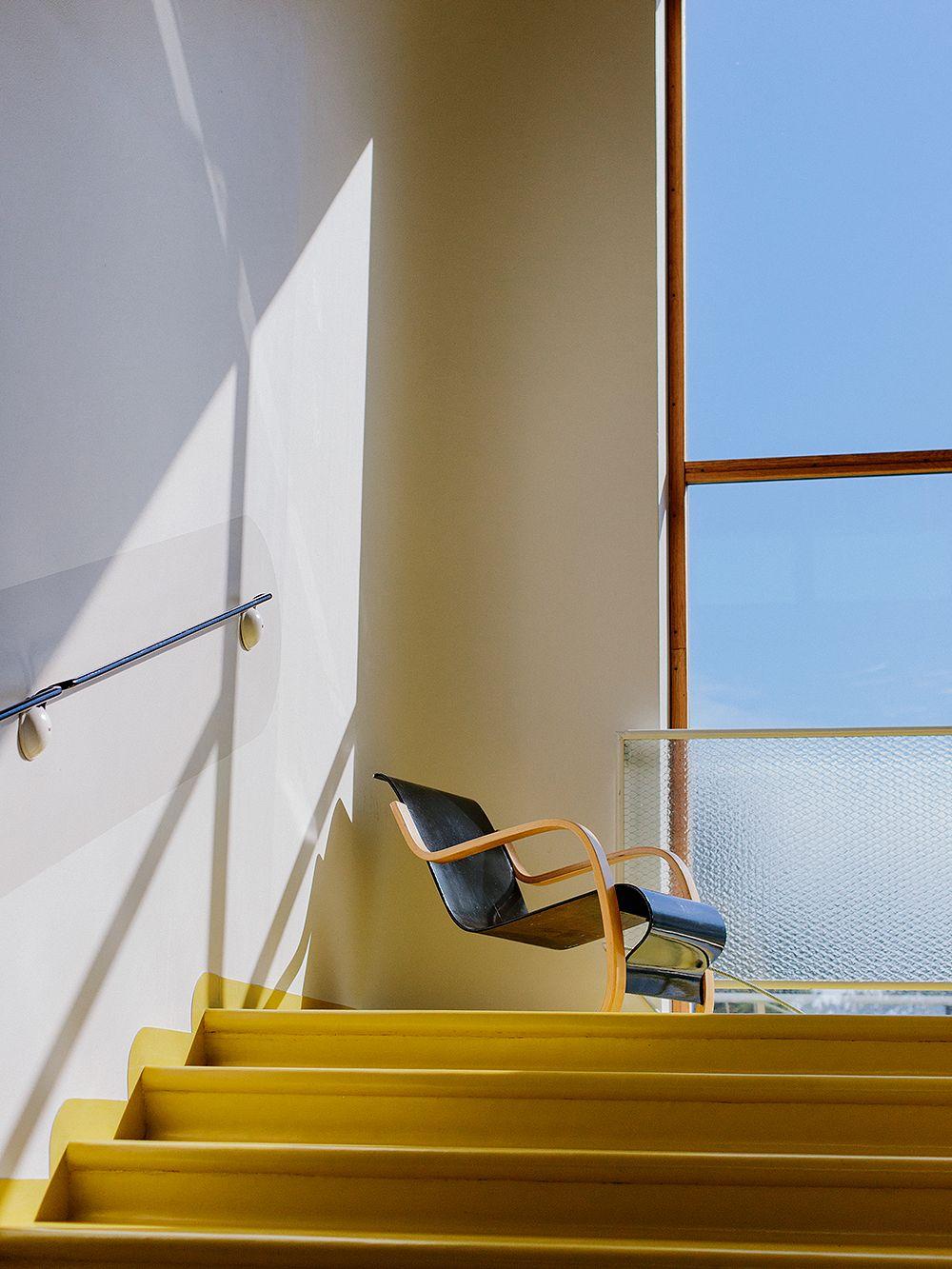 Paimio-tuoli Alvar Aalto