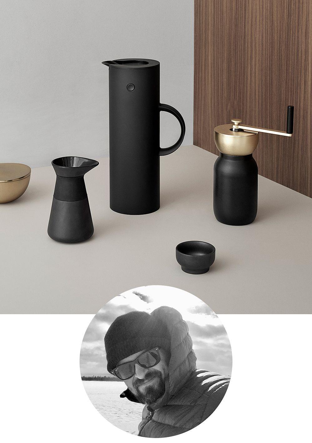 Stelton: Collar-kahvimylly