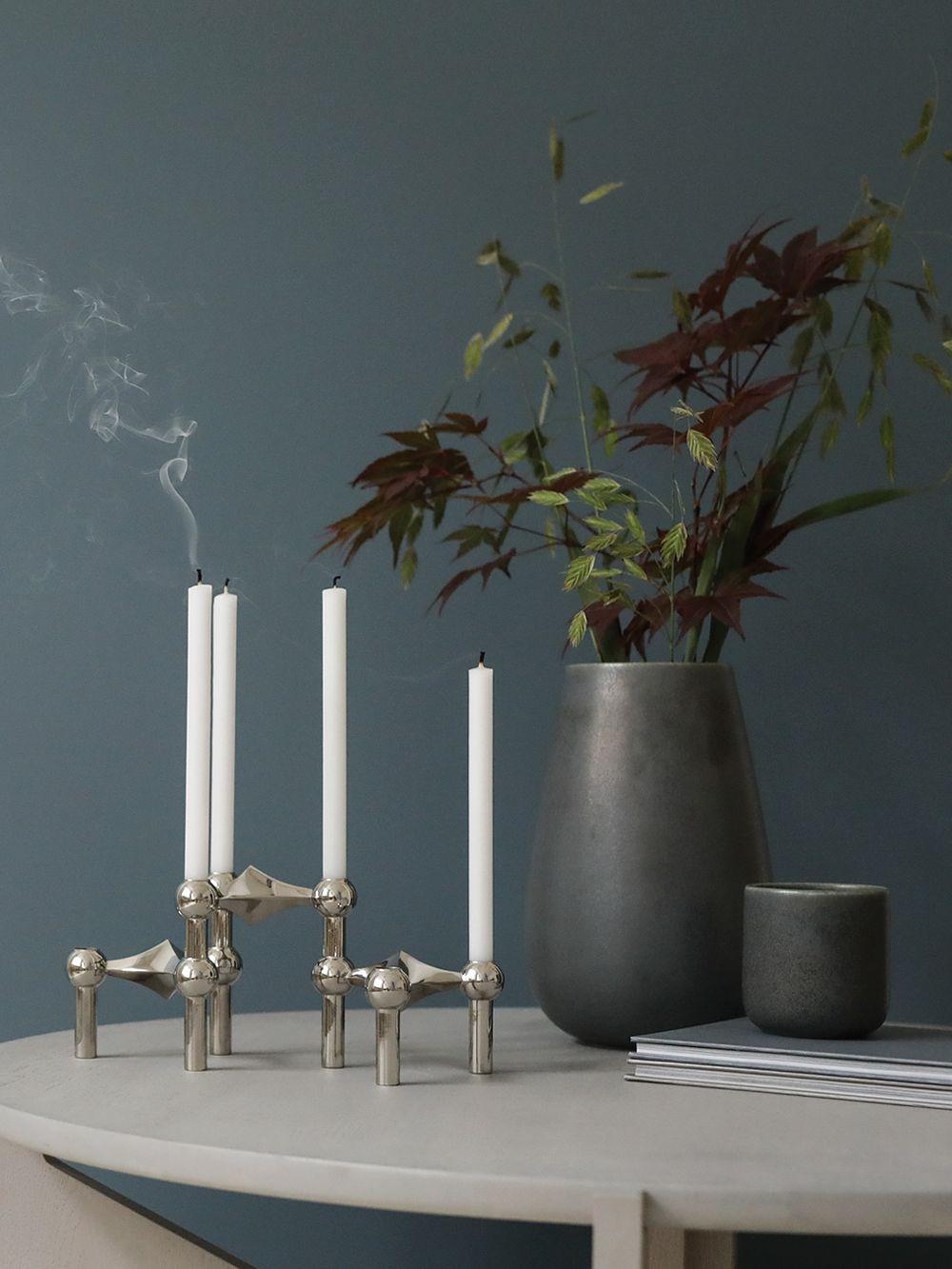 Stoff Nagel -kynttilänjalka