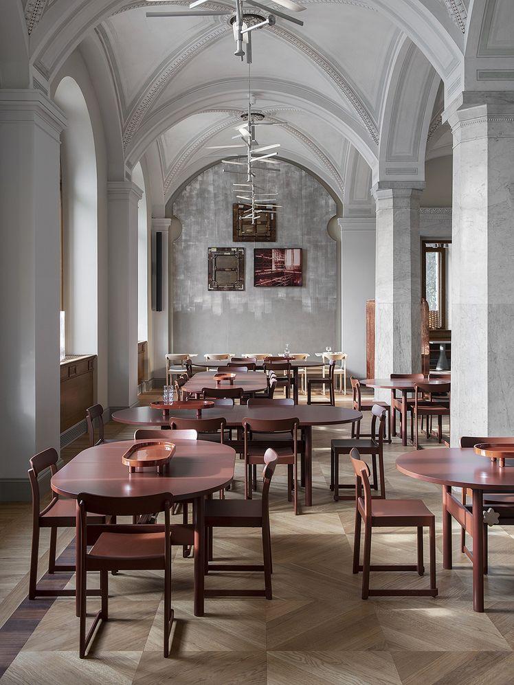 Ruotsin Kansallismuseon ravintola