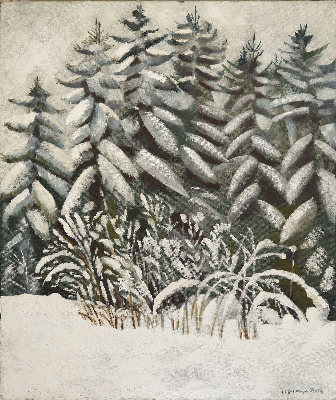 Maija Isola: Talvi