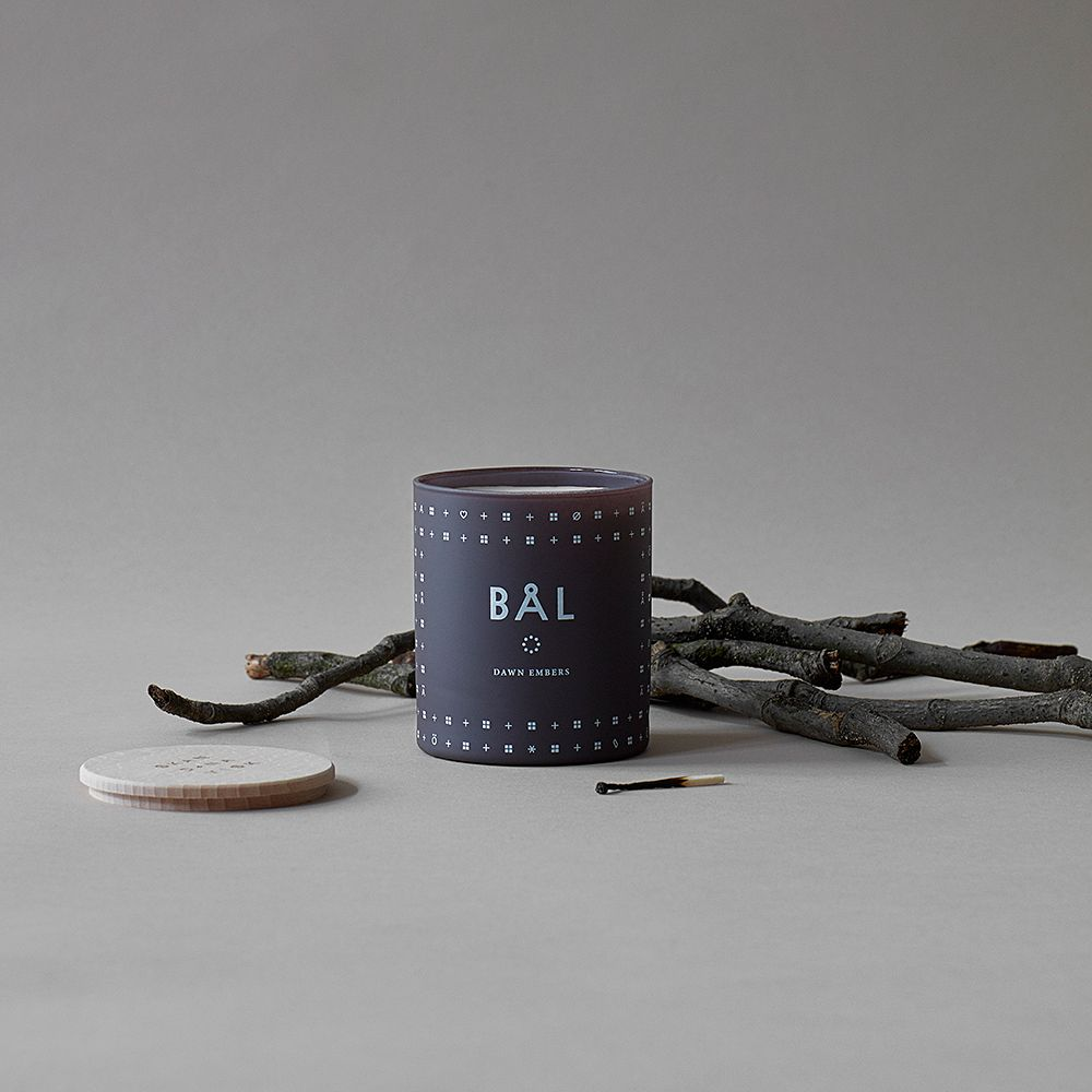 Skandinavisk BÅL tuoksukynttilä