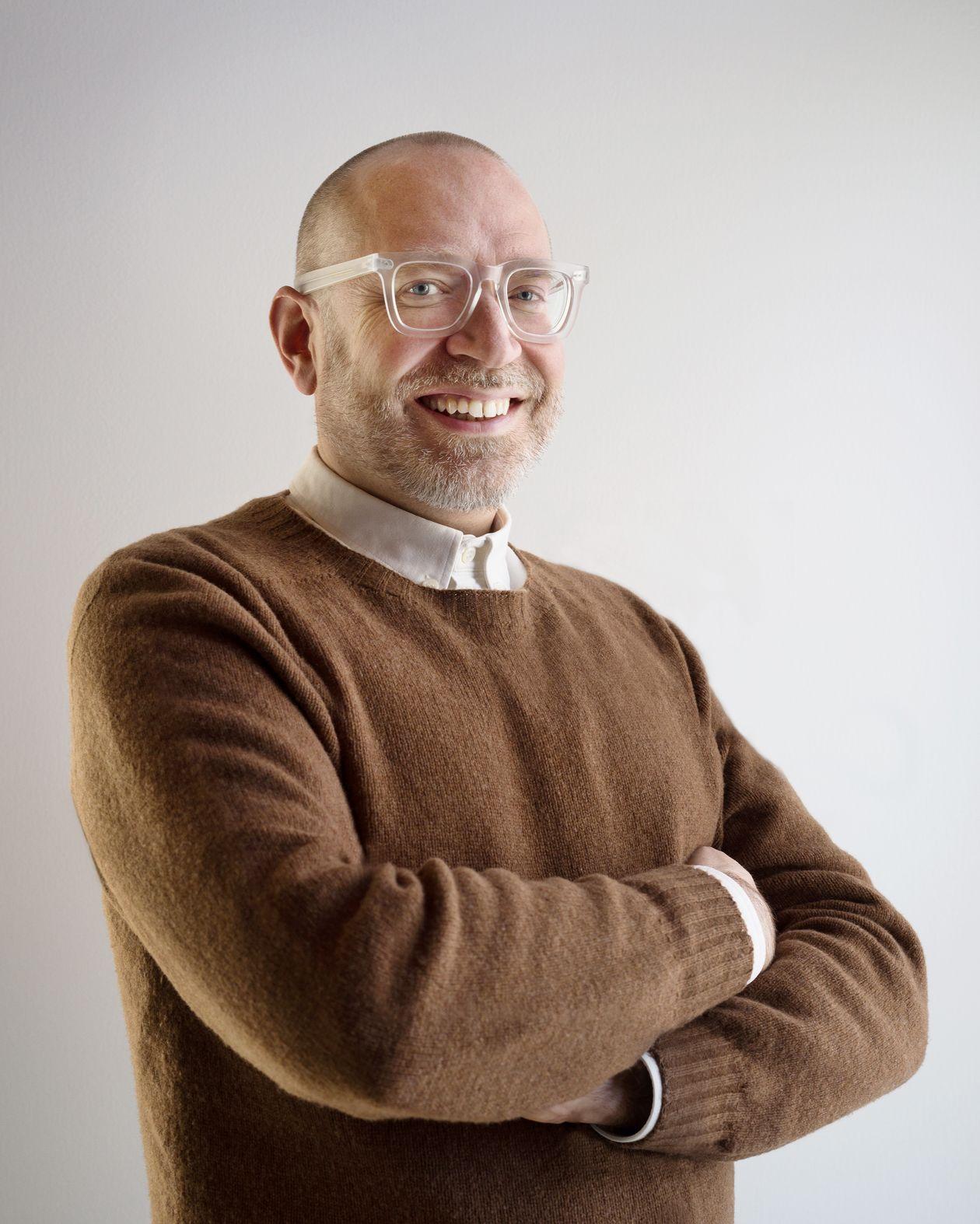 Finnish Design Shopin toimitusjohtaja Teemu Kiiski