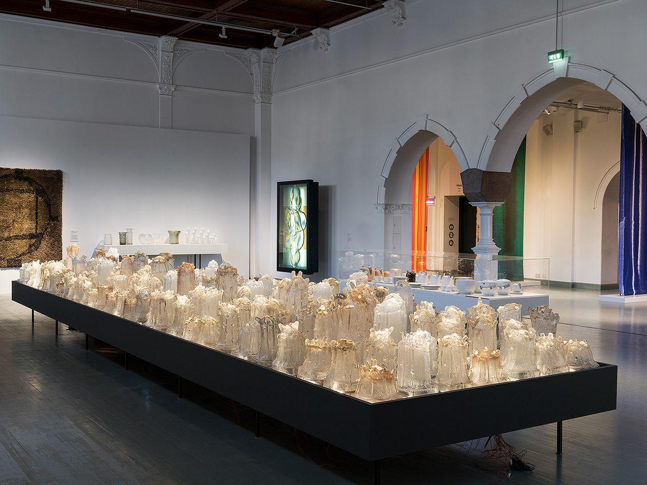 Timo Sarpaneva Designmuseossa