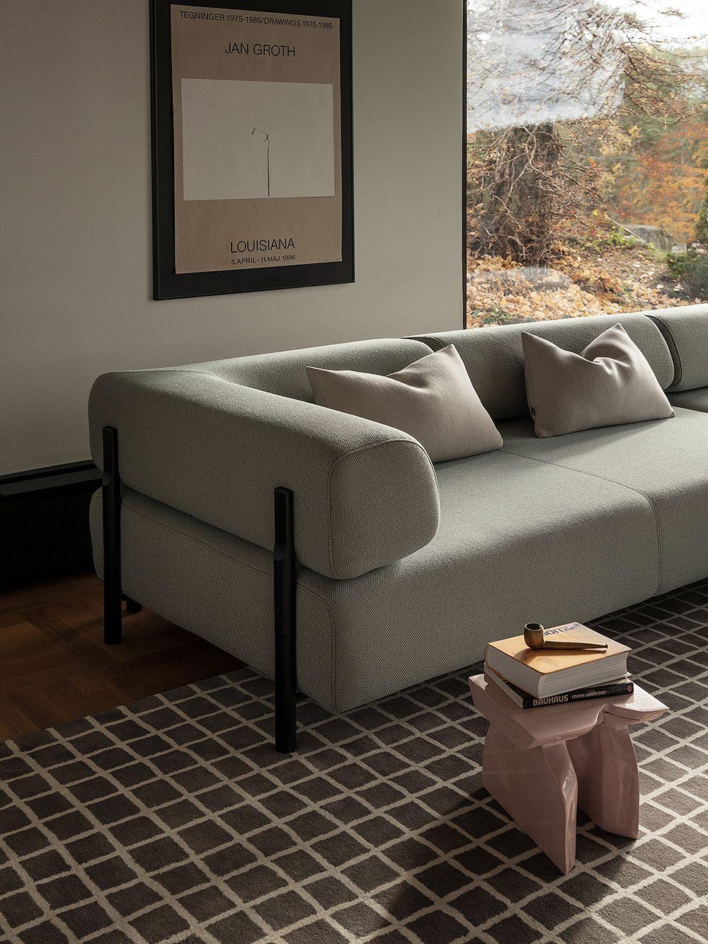 Hemin Palo-sohva