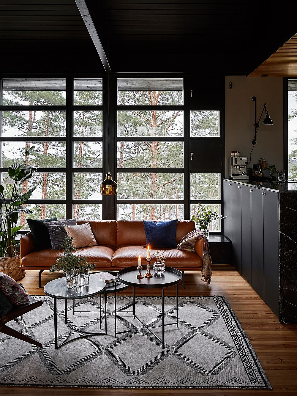 Muuton Outline-sohva