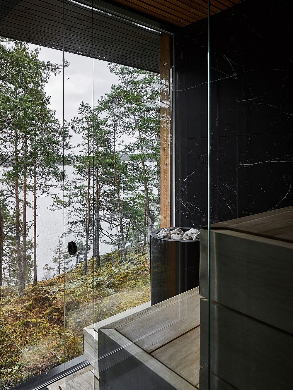 Villa Nagu sauna