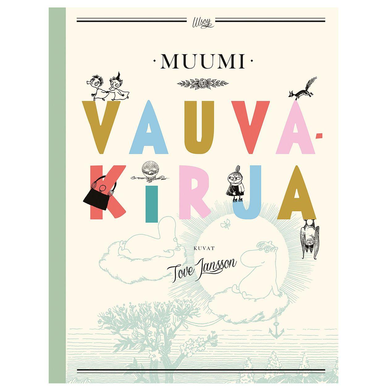 WSOY:n Muumi-vauvakirja