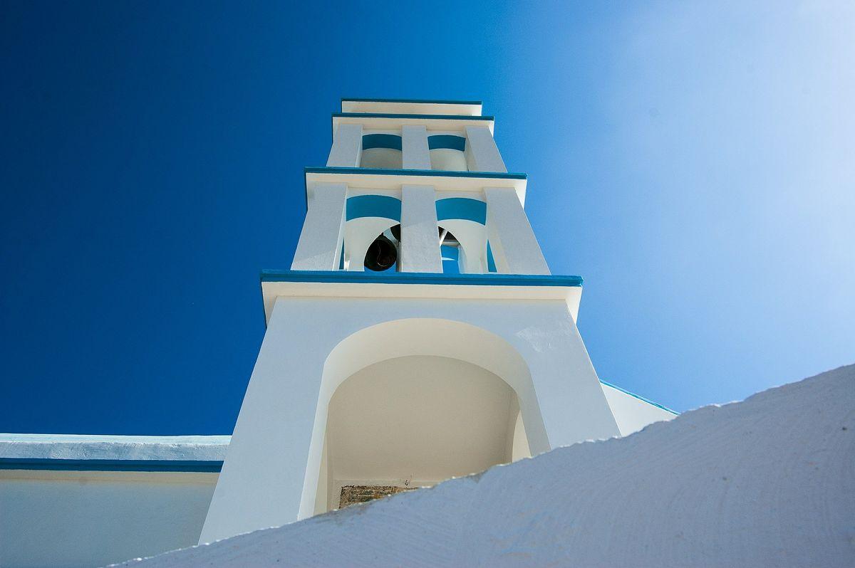 Une église en Crète