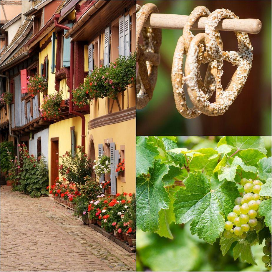 week-end Eguisheim