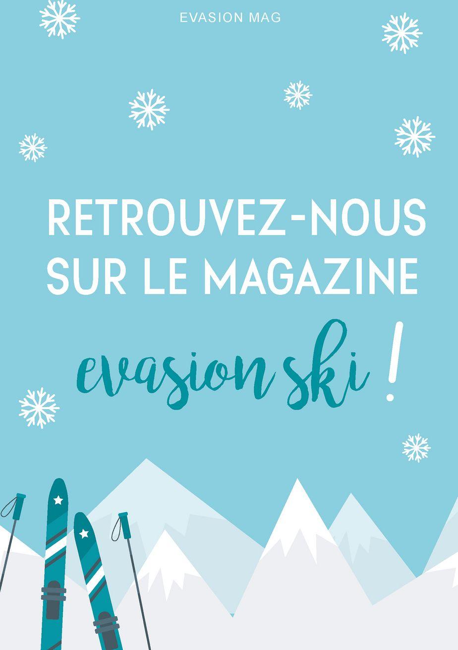 Magazine Evasion Ski