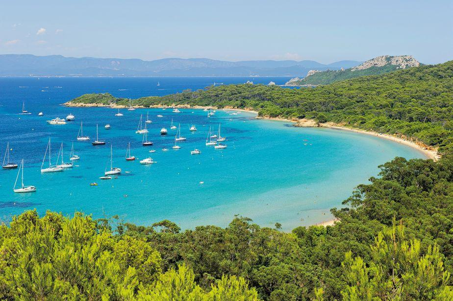 Presqu'île de Giens Hyères Côte d'Azur