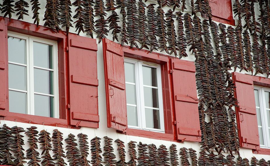 Biarritz piment d'espelette vacances d'été pierre et vacances