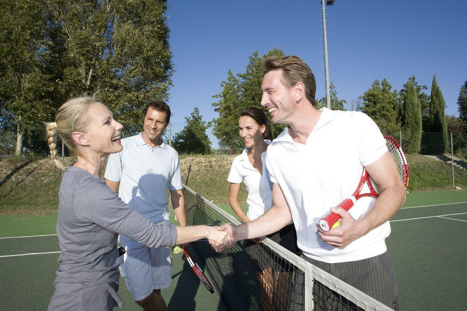 tennis pont royal