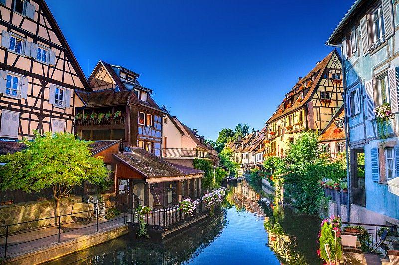 Colmar Alsace La Petite Venise