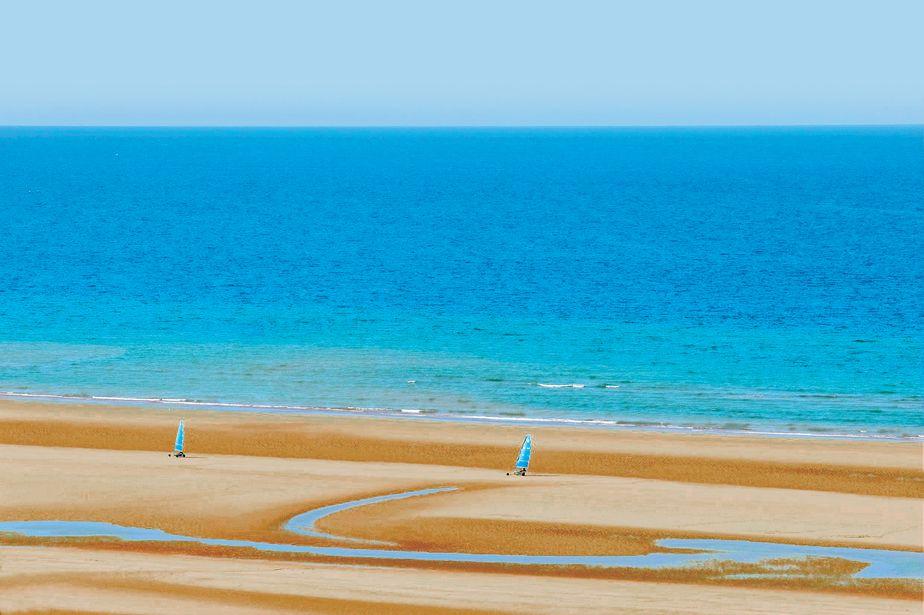 Une escapade à la mer pour prolonger les vacances Omaha Beach Pierre et Vacances vacances à la mer location d'appartements