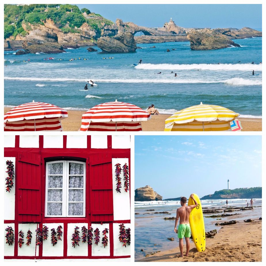 week-end pays basque