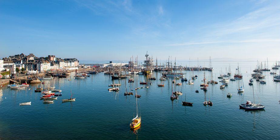 Port en Bretagne