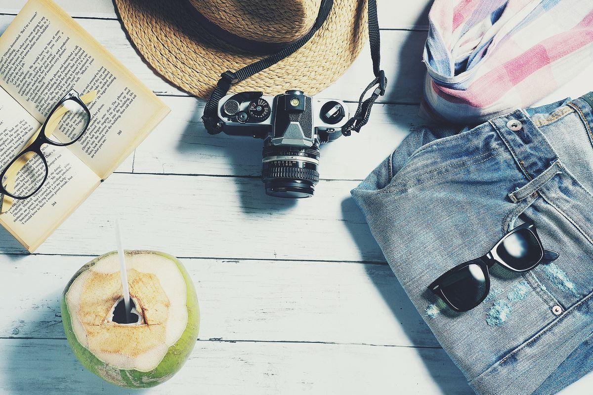 Les indispensables pour partir en vacances