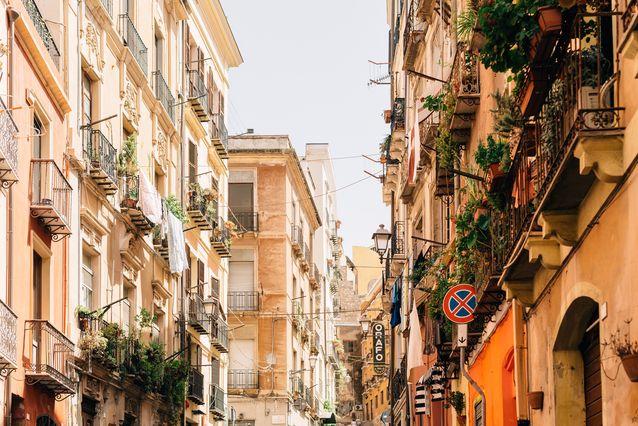 Ruelle de Cagliari