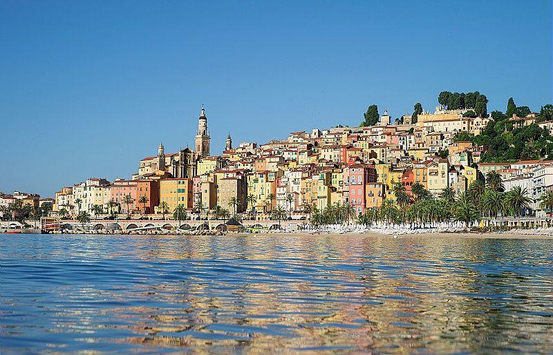 Côte d'Azur Menton Pierre et Vacances location d'appartements hébergement vacances d'été