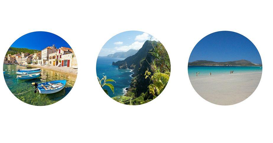 Croatie Madère Italie week-end au soleil vacances location d'appartements hébergements