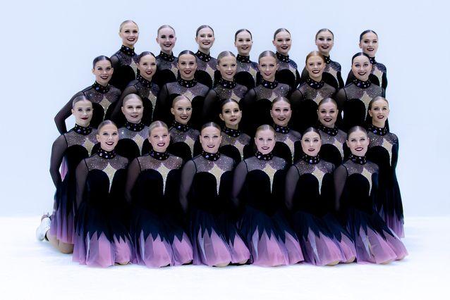 Helsinki Rockettes short program 2020-2021 is Loneliness