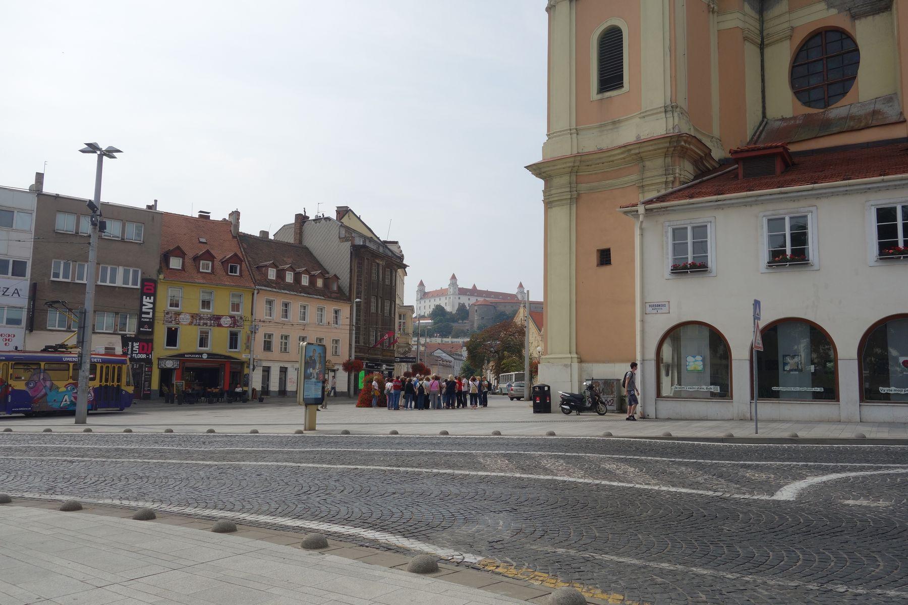 Bratislava Sää
