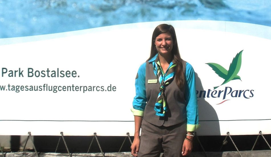 Oft und gerne in Trier untwegs: Anna-Lena, Rezeptionistin aus Park Bostalsee