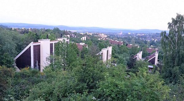 Idyllischer Ausblick in Park Hochsauerland