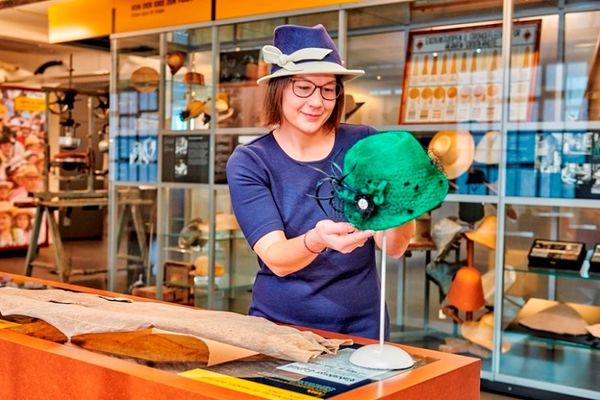 Nachgefragt im Allgäuer Hutmuseum