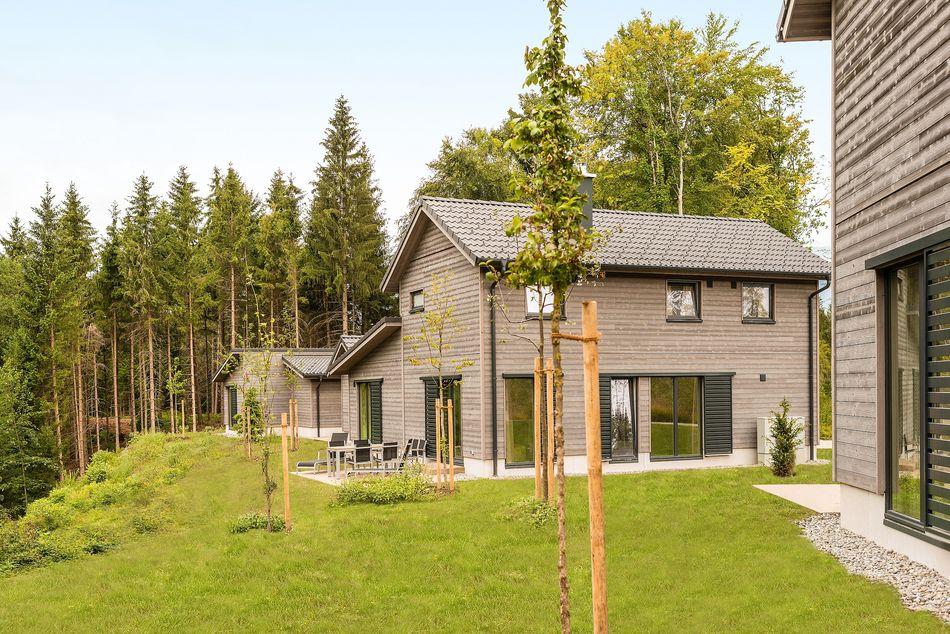 In Center Parcs Park Allgäu wurden Tausende Bäume gepflanzt