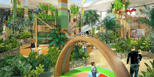 Neuer Park Allgäu: Das erwartet Sie in BALUBA und Action Factory