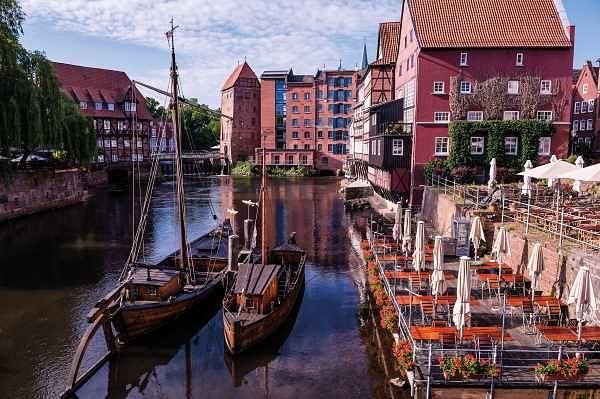 Eine der schönsten Altstädte Deutschlands: Lüneburg